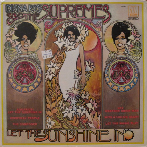 Diana Ross & The Supremes - ''Let The Sunshine In''