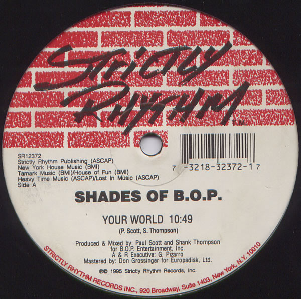 Shades Of B.O.P. - ''Your World''