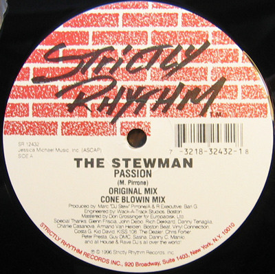 The Stewman - ''Passion''