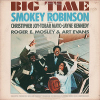 Smokey Robinson - ''Big Time - Original Music Score From The Motion Picture''