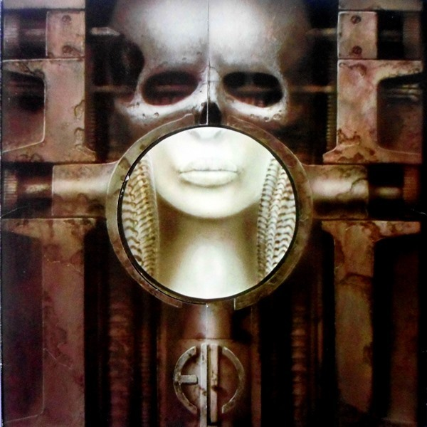 Emerson, Lake & Palmer - ''Brain Salad Surgery''