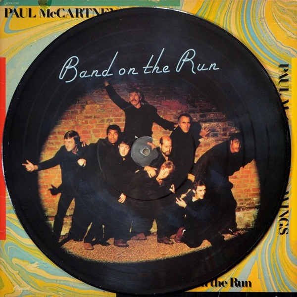 Wings - ''Band On The Run''