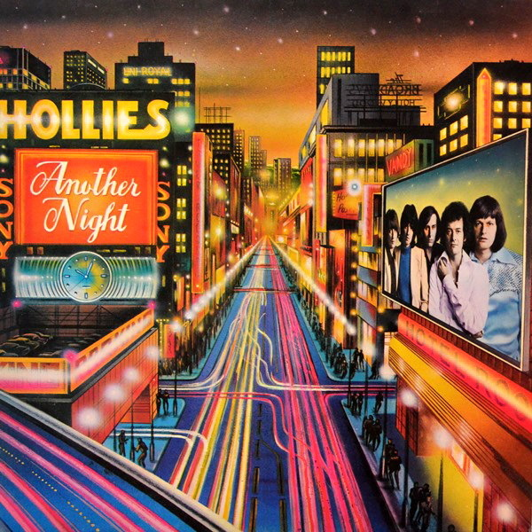 The Hollies - ''Another Night''
