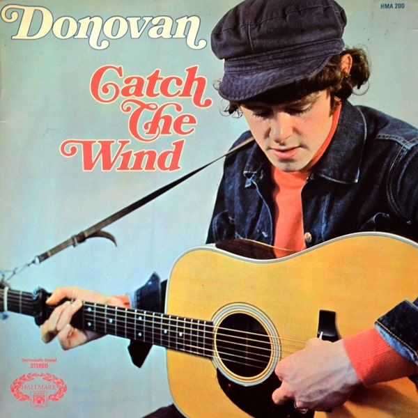 Donovan - ''Catch The Wind''
