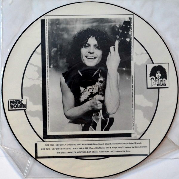 Marc Bolan - ''Sing Me A Song''