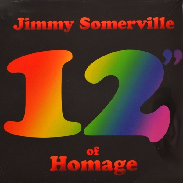 "Jimmy Somerville - ''12"" Of Homage''"