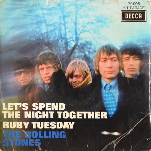 The Rolling Stones - ''Let's Spend The Night Together''