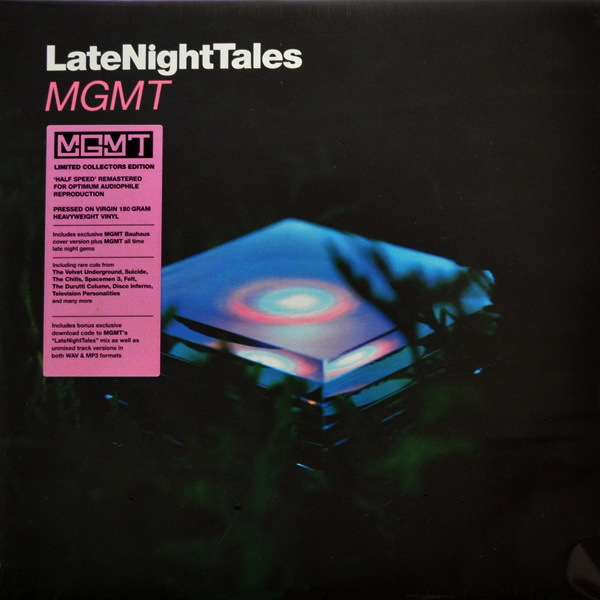MGMT - ''LateNightTales''