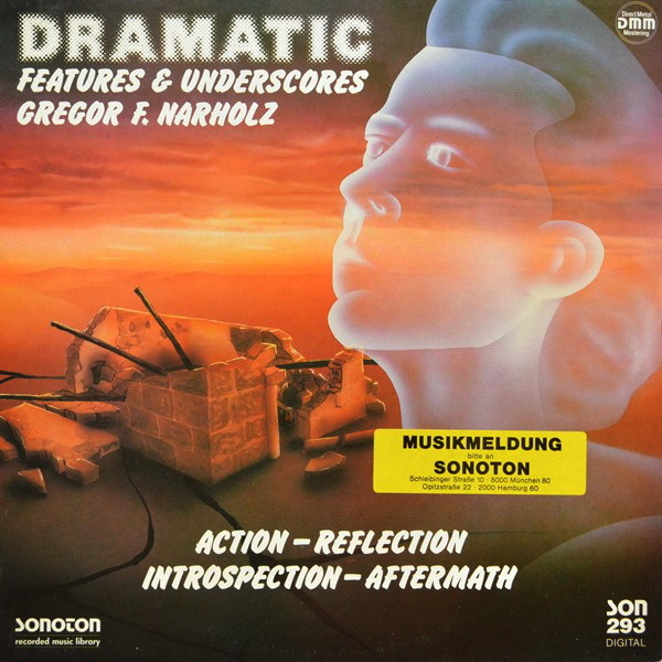 Gregor F. Narholz - ''Dramatic Features & Underscores''