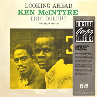 Ken McIntyre With Eric Dolphy - ''Looking Ahead''
