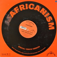 Africanism By Liquid People Feat. Heidi Vogel - ''Don't You Go Away''