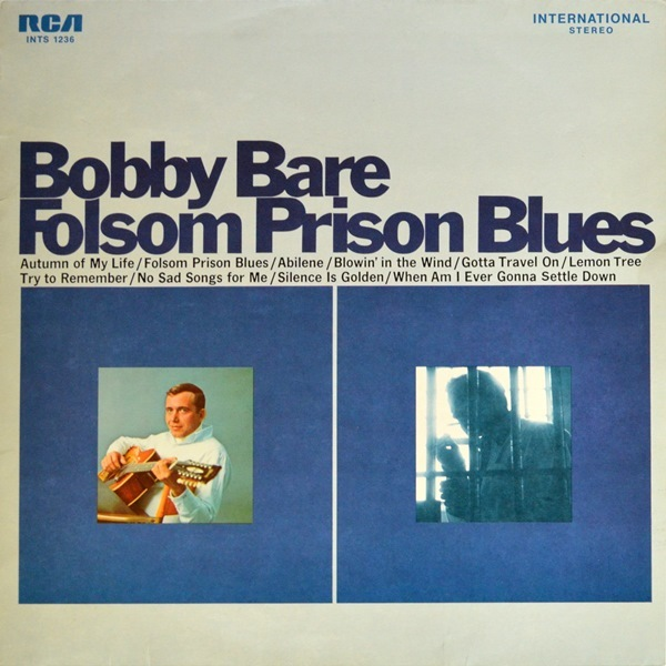 Bobby Bare - ''Folsom Prison Blues''