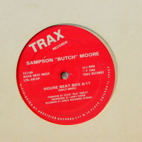 "Sampson ""Butch"" Moore - ''House Beat Box''"