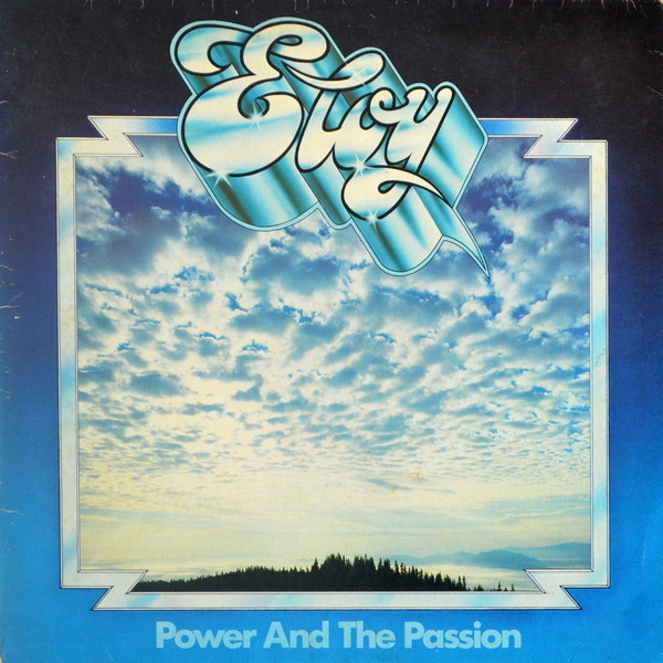 Eloy - ''Power And The Passion''