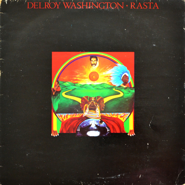Delroy Washington - ''Rasta''