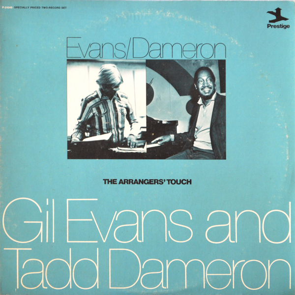 Gil Evans And Tadd Dameron - ''The Arrangers' Touch''
