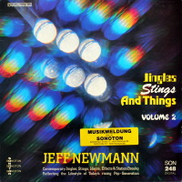 Jeff Newmann - ''Jingles, Stings And Things Volume 2''