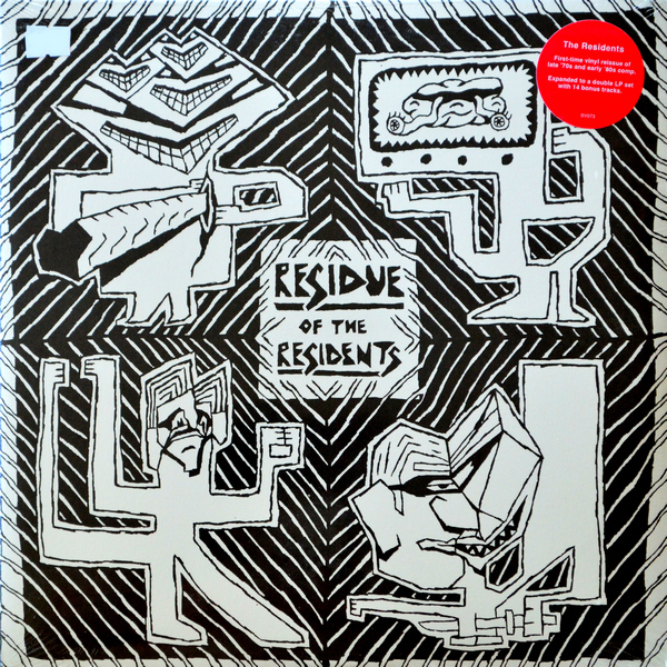 The Residents - ''Residue Of The Residents''
