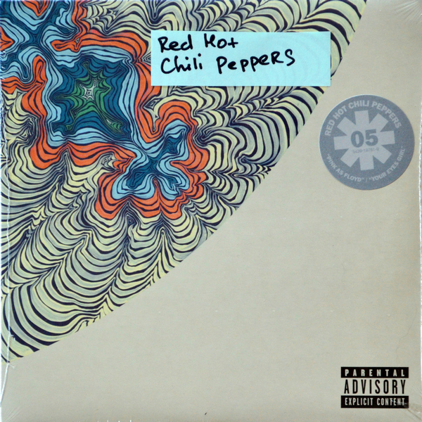 Red Hot Chili Peppers - Pink As Floyd / Your Eyes Girl