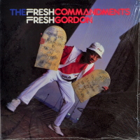 Fresh Gordon - The Fresh Commandments / My Fila