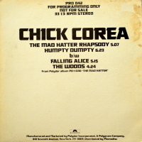 Chick Corea - The Mad Hatter Rhapsody