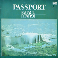 Passport - ''Iguaçu''