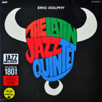 Eric Dolphy & Latin Jazz Quintet - The Latin Jazz Quintet