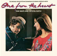 Tom Waits And Crystal Gayle - One From The Heart - Soundtrack Of Coppola's Movie