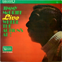 Jimmy McGriff - Live Where The Action's At
