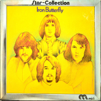 Iron Butterfly - ''Star-Collection''