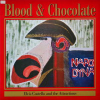 Elvis Costello & The Attractions - ''Blood & Chocolate''