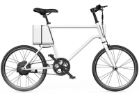 Электровелосипед Xiaomi YunBike C1 Men`s Benz White