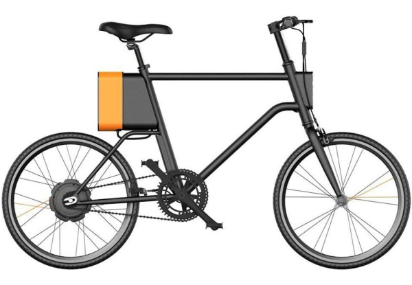Электровелосипед Xiaomi YunBike C1 Men`s Space Gray