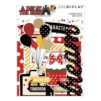 Набор высечек A Day At The Park Ephemera Cardstock Die-Cuts, Colorplay