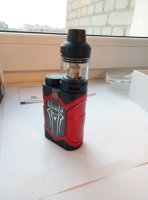 Электронная сигарета Vaptio Wall Crawler 80W TC Kit Оригинал Vape Вейп