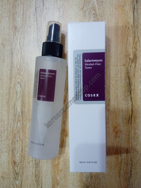 Безалкогольный тонер галактомисис COSRX Galactomyces Alcohol-Free Toner