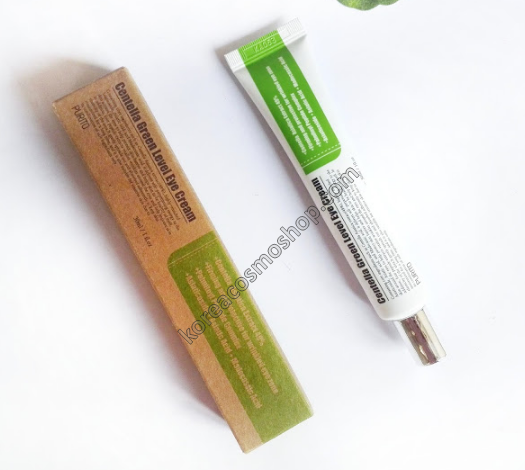 Крем для век с пептидами и центеллой PURITO Centella Green Level Eye Cream