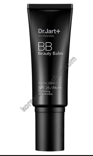 Питательный ББ крем Dr.Jart+ Nourishing Beauty Balm Black Label SPF 25 / PA++