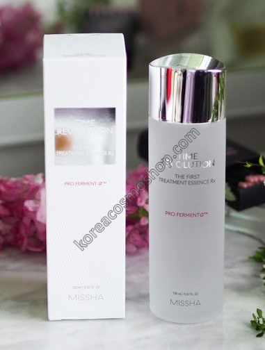 Обновляющая эссенция для лица Missha Time Revolution The First Treatment Essence Rx