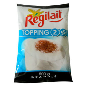 Сухое молоко в гранулах Regilait Topping 2 Blue