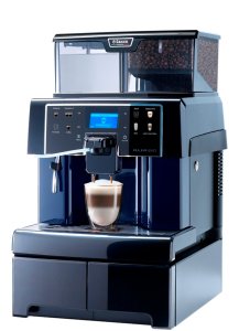 Кофемашина  Saeco Aulika Evo Top High Speed Cappuccino
