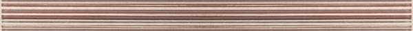 Фриз SAMANTA BORDER SAMANTA STRIPES 3X40 Cersanit