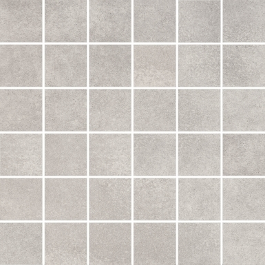 Мозаїка CITY SQUARES MOSAIC LIGHT GREY 29,8X29,8 Cersanit