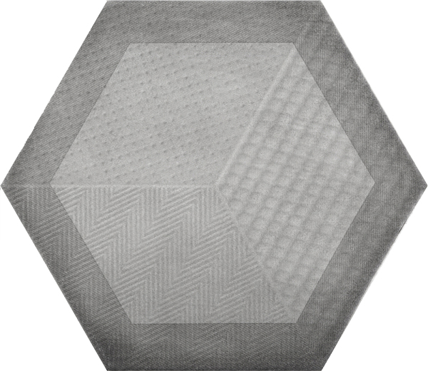 Плитка HEXAGON R 34.6х40 Paris Mix
