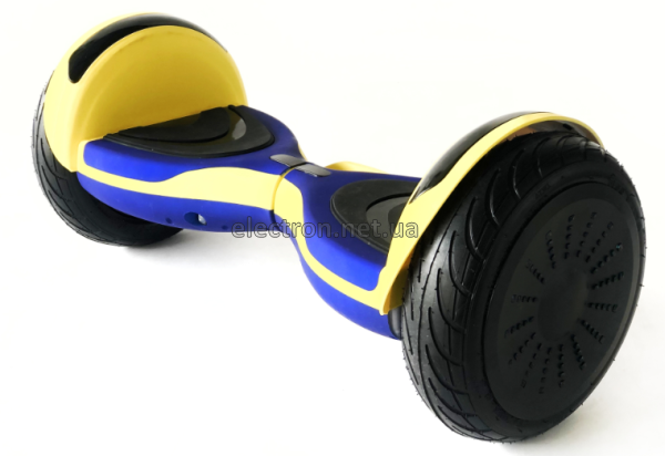 "Smart Balance Falkon AllRoad 10,5"" NEW blue and yellow"