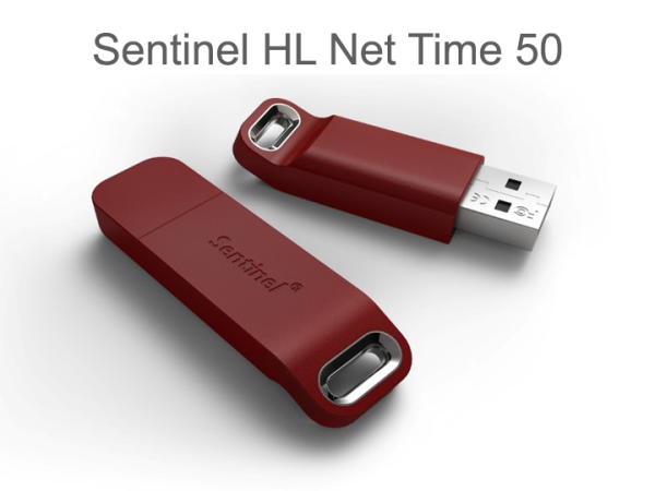 Sentinel HL (HASP) Net Time50