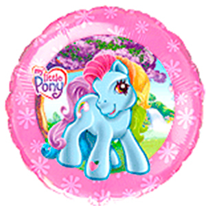 "FM Круг И-154 MY LITTLE PONY 18"" 401524"