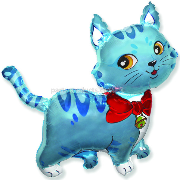 FM Фигура гр.11 И-175 SWEET CAT BLUE 901707A